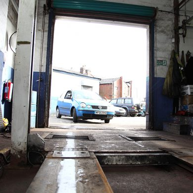 Need an MOT Garage in Knowsley