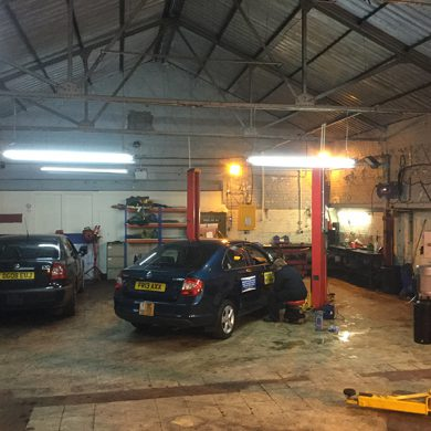 Find an Auto Electrician in Rainhill